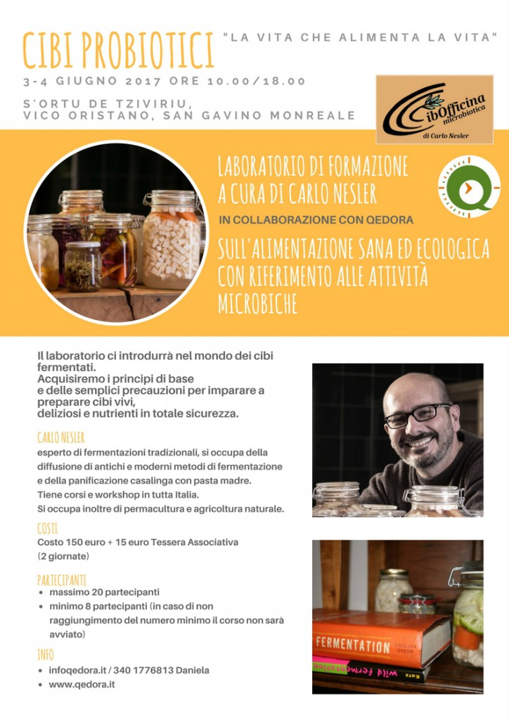 Locandina_Workshop Cibi Fermentati